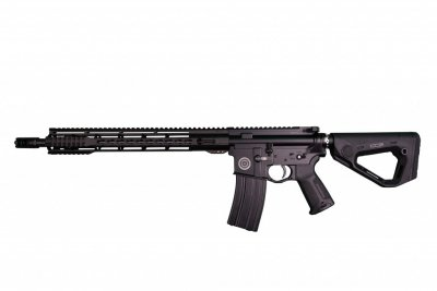 AR-15 Defcon Trooper Onyx